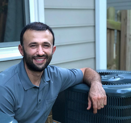 Professional, Affordable HVAC in Greater Raleigh